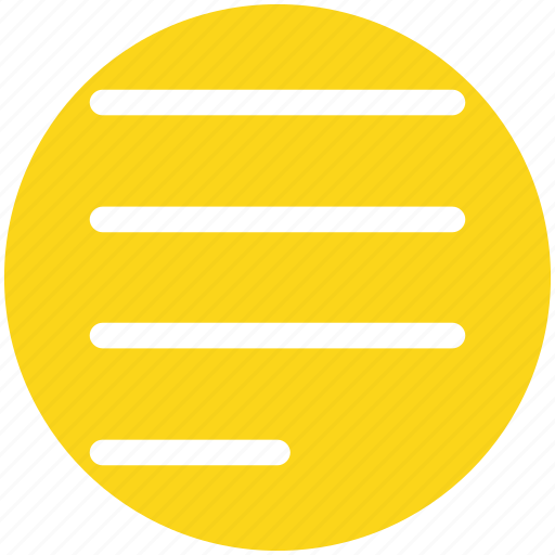 align, alignment, indent, left, text icon