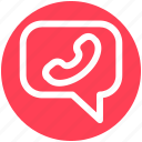 chat, message, mobile chatting, phone, sms, talk icon
