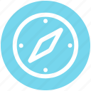 compass, direction, explore, gps, navigation, north, safari icon