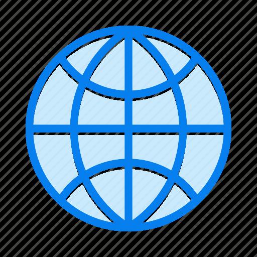 contact, global, globe, world icon