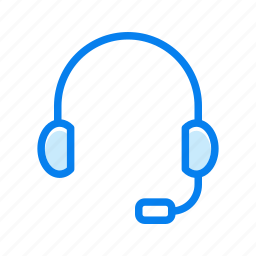 contact, head, headphone, phone, support icon