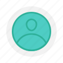 call, contact, mobile, profile icon icon