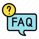 faq, contact us, question, support, information