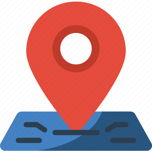 Location, contact, map, pin icon - Download on Iconfinder