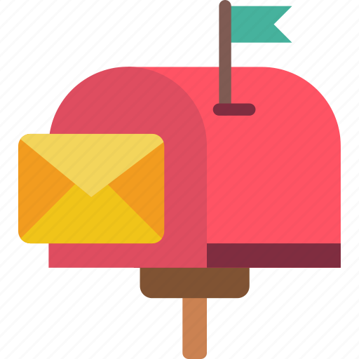 Mailbox, communication, contact, contact us, email, in box icon - Download on Iconfinder