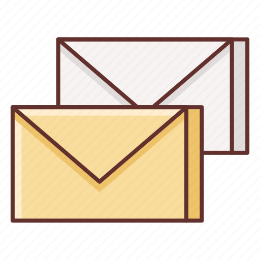email, envelope, letter, mail, subscribe icon