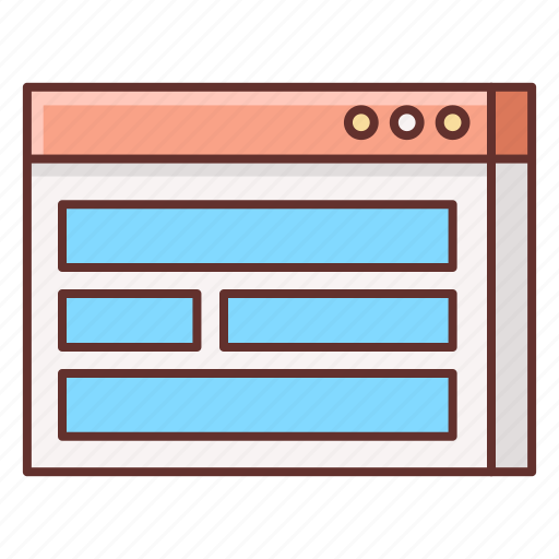 contact form, enquiry, form, inquiry, template icon