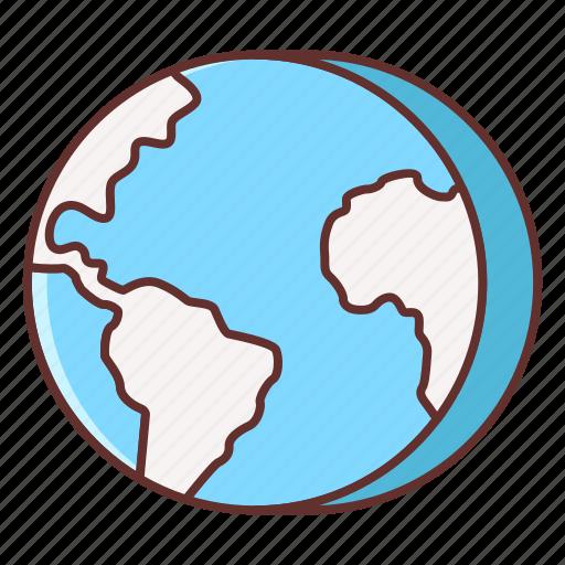 global, globe, world, worldwide icon