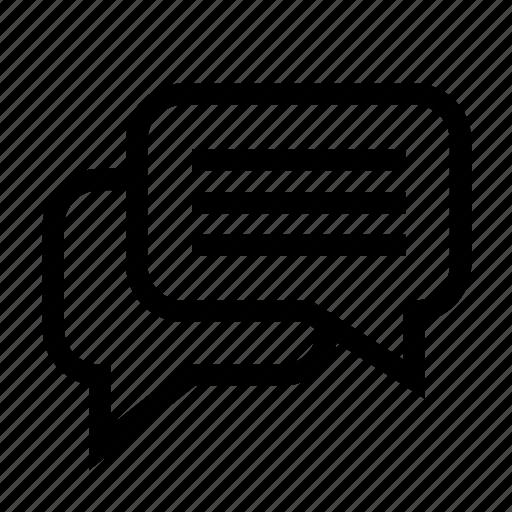 comment, comments, conversation, message, text, ui icon
