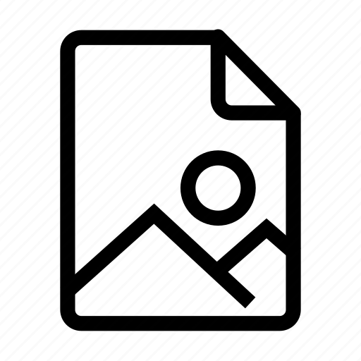 document, image, photo, photography, picture, type, ui icon