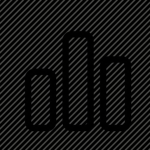 analysis, analytics, chart, graph, report, ui icon