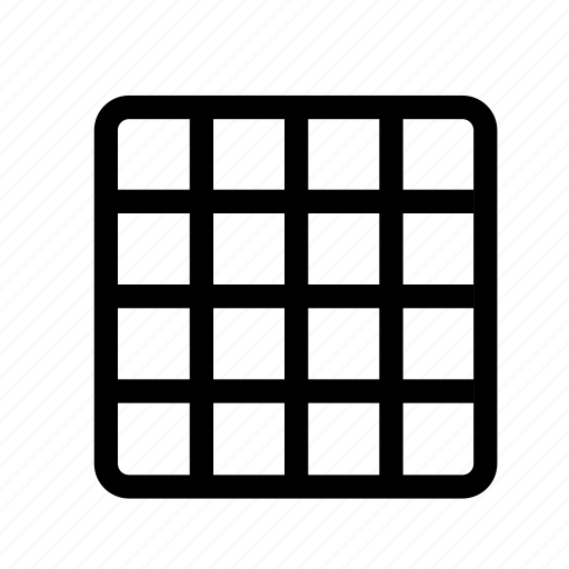 columns, grid, rows, structure, table, ui icon