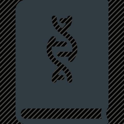 biology, book, content, garden, knowedge icon
