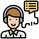 consult, content, listening, support, user icon