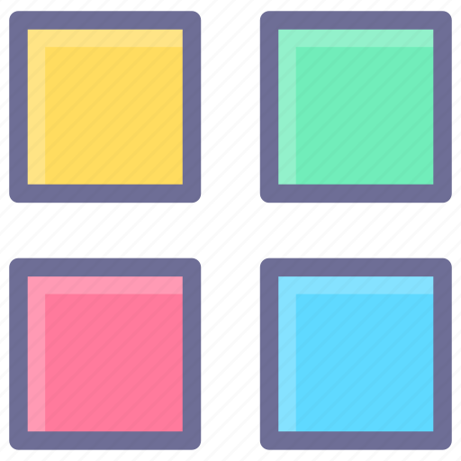 content, list, menu icon