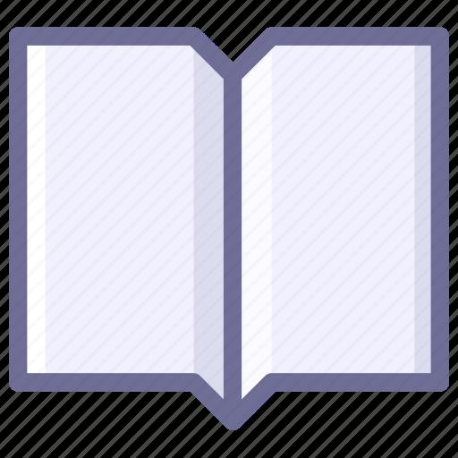 book, bookmark, knowledge icon