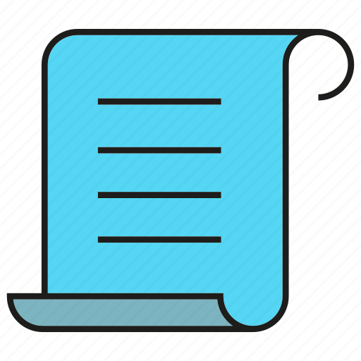 agreement, contract, document, file, paper icon