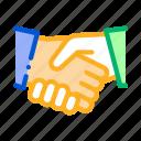 contract, document, elements, handshake