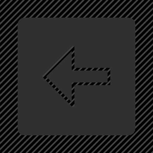 arrows, back, pointer, preview button icon