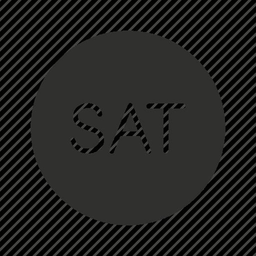 device, sat button, satellite button, technology icon