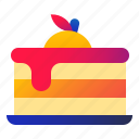 birthday, cake, delicious, sweet