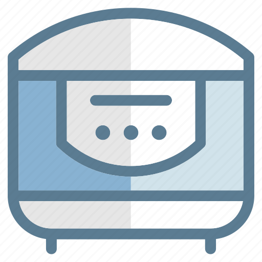 cook, cooking, gastronomy, kitchen, restaurant, rice, rice cooker icon