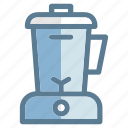 blender, cooking, drink, gastronomy, kitchen, meal, restaurant icon