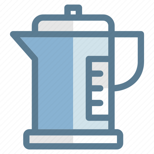 cooking, drink, food, healthy, kettles, kitchen, restaurant icon