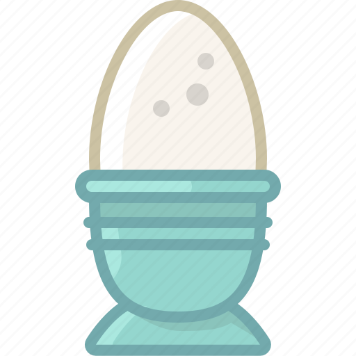 cooking, egg, food, hard-boiled egg, kitchen, stand, yumminky icon