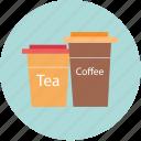 coffee, tea, beverage, cup, bekery, cafe, water