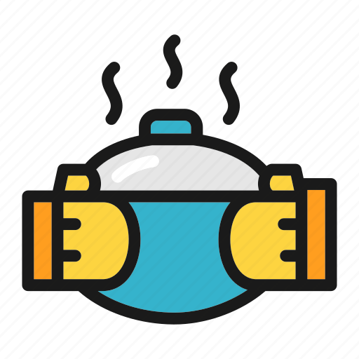 bring, cooking, hot, kitchen, pot icon