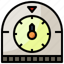 date, food, kitchen, kitchenware, restaurant, time, timer