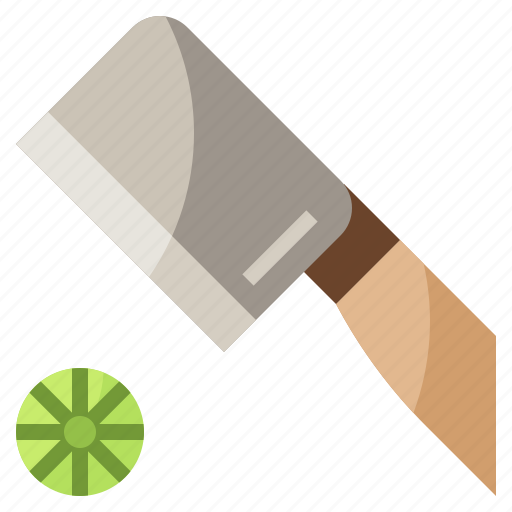 cleaver, cooking, cutlery, equipment, food, knife, restaurant icon