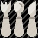 camping, cutlery, food, metal, restaurant, tools, utensils icon