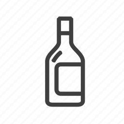 alcohol, bottle, cup, drink, wine icon