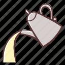 teapot, kettle, pour, cook, kitchen