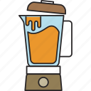 blend, food, kitchen, meal, mix, mixer, restaurant icon
