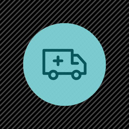 aid, ambulance, emergency, healhcare, hospital, urgent icon