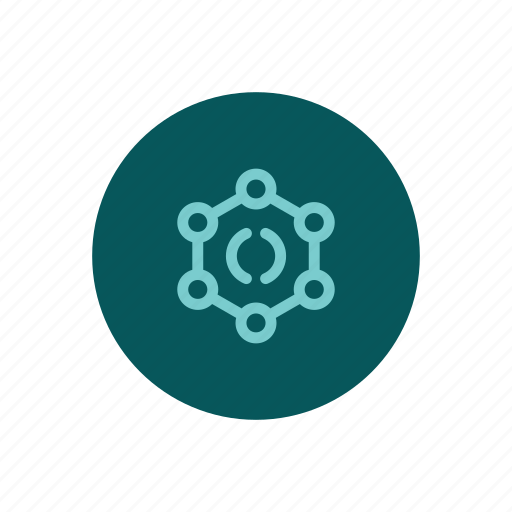 company, connections, network, networking, organization, structure, system icon
