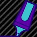 design, draw, highlight, highlighter, marker