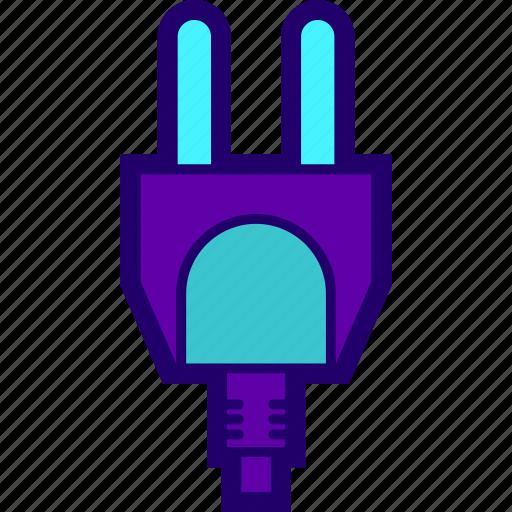 electric, electricity, europe, european, plug icon