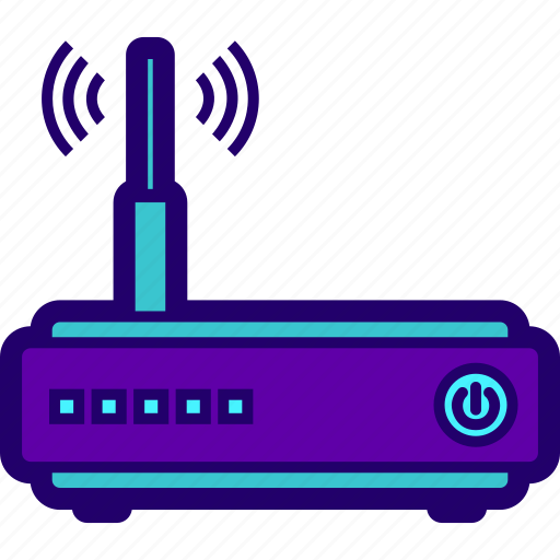 internet, network, router, wifi, wireless icon