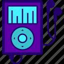 digital, gadget, mp3, music, player, storage