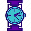 clock, hour, time, watch, wrist