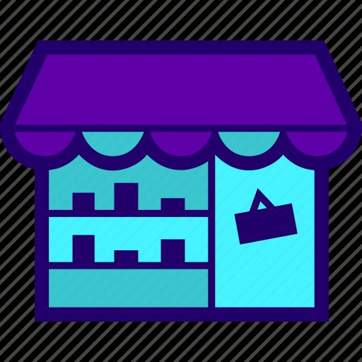 ecommerce, market, online, shop, store icon