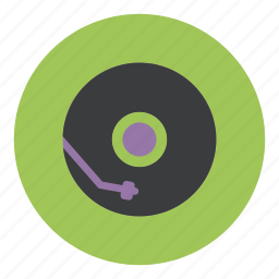 cd, deejay, music, night music, party, pub, sound icon