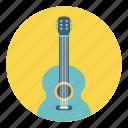 guitar, music, rockstar, sound, play, concert, musical instrument