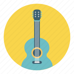 concert, guitar, music, musical instrument, play, rockstar, sound icon