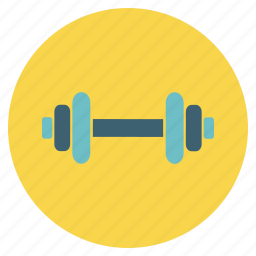 dumbbell, exercise, fitness, gym, health, training, workout icon