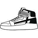 nike, shoes, sneakers icon